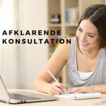 afklarende konsultation